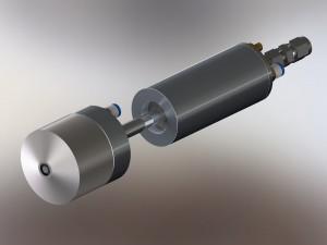High Temperature Atomizer Nozzle