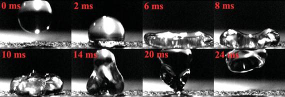 Graphene Superhydrophobic Coating